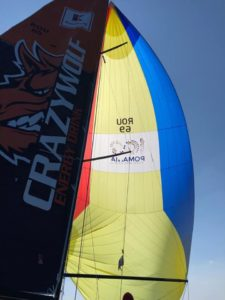 Setsail's crew from Romania opened the sailing season with the 46th edition of the Greek Revolution – Hydra 2019 ……