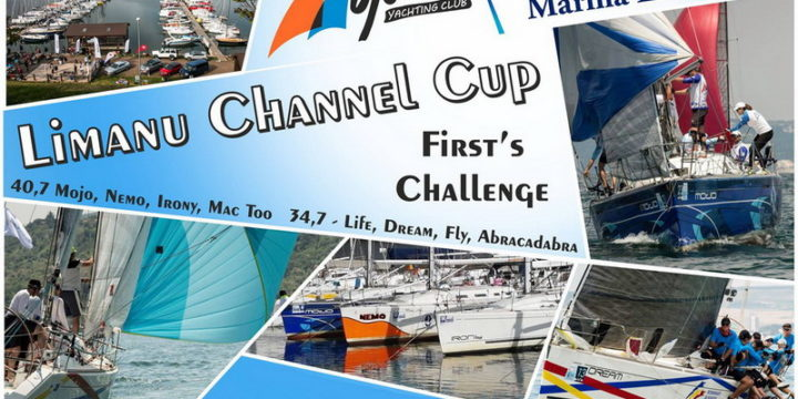 Limanu Channel Cup officially opened the sailing season in Romania …….
