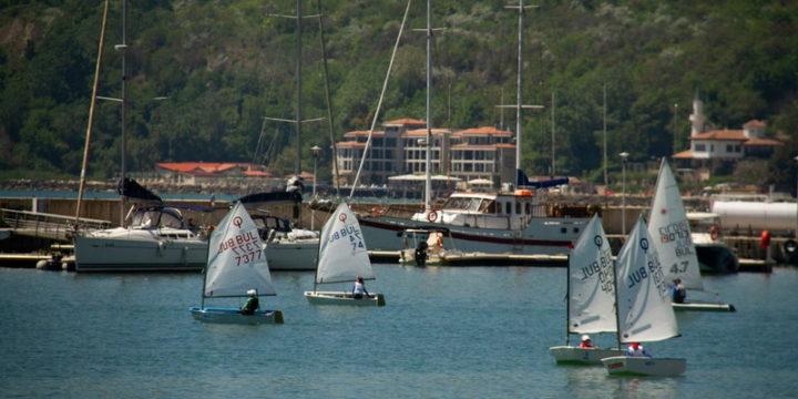 "Representatives of Bulgaria and Romania took part in the 9th edition of regatta ""24th May"" in Balchik"