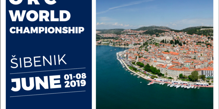 Horizon is cleared and D-MARIN ORC WORLD CHAMPIONSHIP 2019 appears at the beginning of June …..