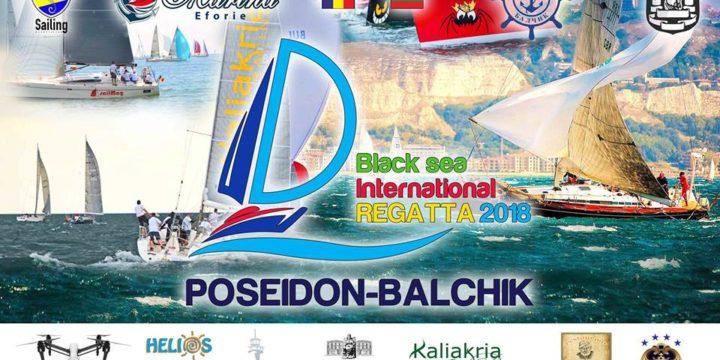 Notice of race for Poseidon Balchik  Black Sea International Regatta appears……..