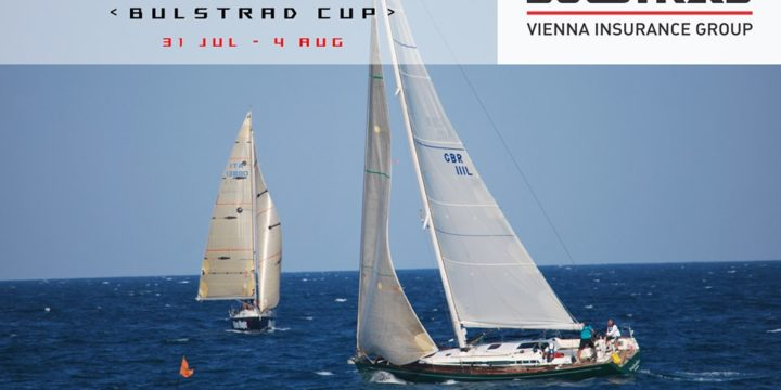 With the 3 races in the first race day, the 26th edition of the International Regatta Port Burgas Bulstrad Cup 2019  started …….