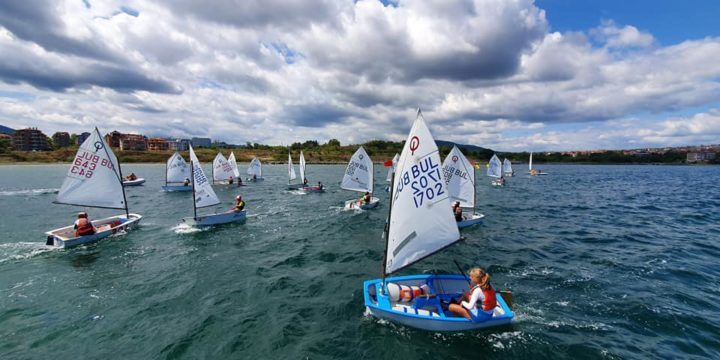 8 successful starts and a wonderful final of the Vasiliko regatta 2019  in Tsarevo.