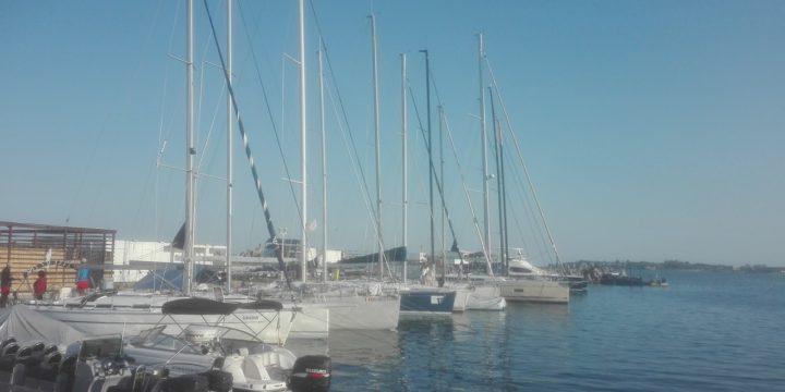 Hours before the start of the Poseidon Balchik Regatta, 41 crew declared, 4 of which Bulgarian ……..