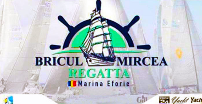 Coastal race launched Bricul Mircea Regatta in Eforie in the early hours of the day …..