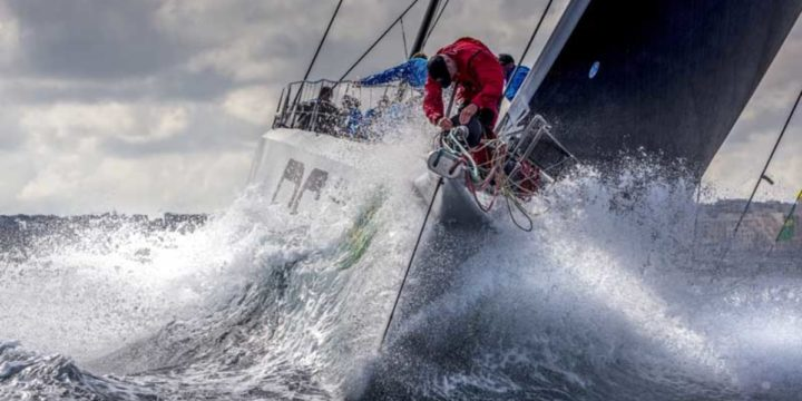 2019 marks the 40th edition of the Rolex Middle Sea Race …….