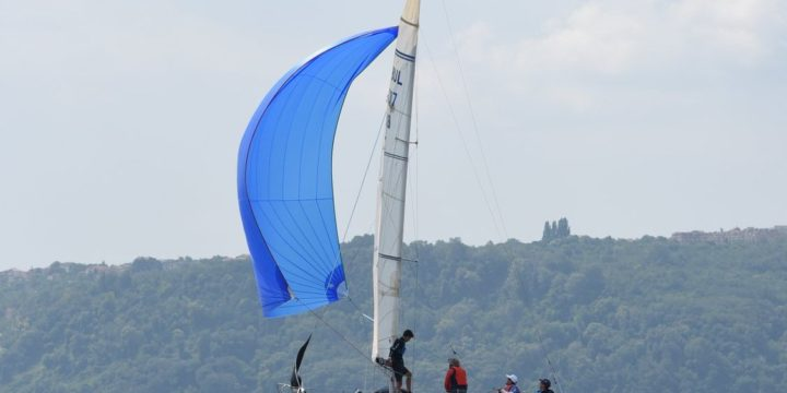 """A convincing victory for the Nunki yacht in the first edition of the sailing regatta """"Cup Bulgaria Conrad 25R"""" ……"""