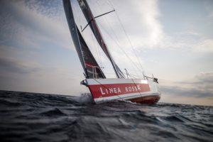 Единствените представители на Турската ривиера , решени да мерят сили и опит в надпреварата Rolex Middle Sea race 2019 …….
