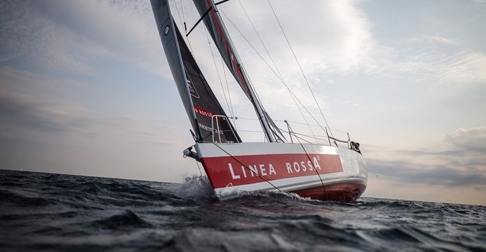 The only representatives of the Turkish Riviera determined to measure  strength and experience in the Rolex Middle Sea race 2019 …….