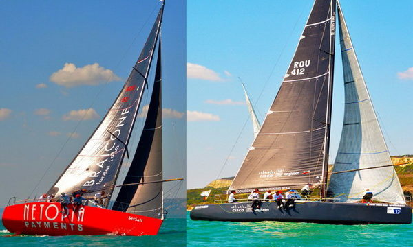 In less than a day and a half – two Setsail yacht will dock in Malta ……….
