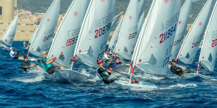 A new challenge for our Olympic contenders, the Genoa World Cup Series 2020 expects racers in April.