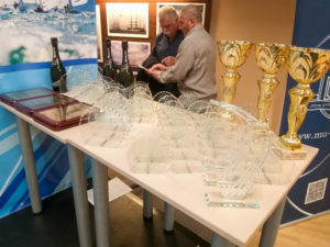 For the first year the maritime capital hosted the Annual Sailing Awards of the Bulgarian Sailing Federation …..