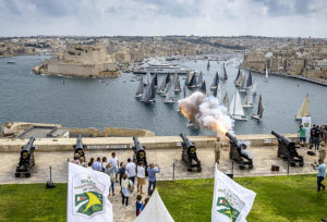 The 41st edition of the Rolex Middle Sea race will launch on October 17, this year …….