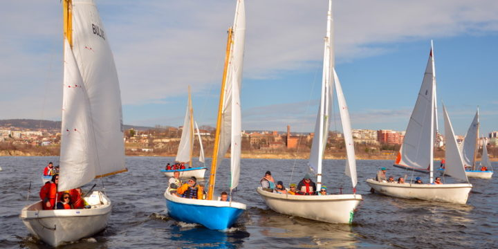 Delayed start, 3 new races, distance tensions, characterized Day Two of Traditional Sailing Regatta March 3rd …..