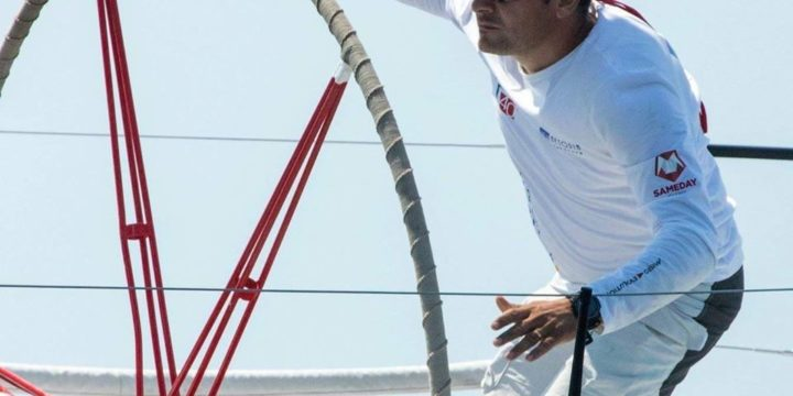 Continues the hard work on the new Setsail boat,  for you Valentin Oeru ……..