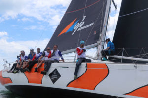 Limanu Channel Cup 2020 – the long-awaited training for the upcoming start of the Romanian sailing season …..
