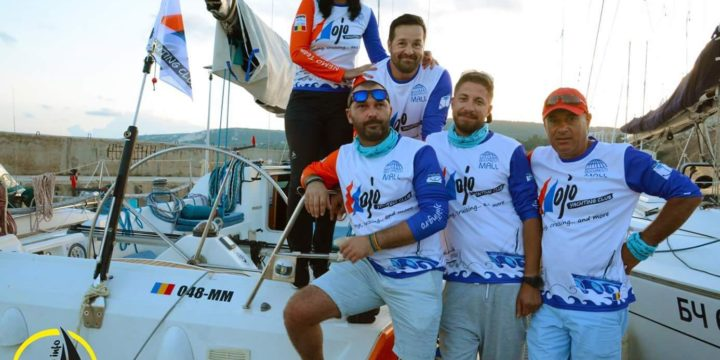 2020 Limanu Channel Cup, the start of the new season for Romania …..