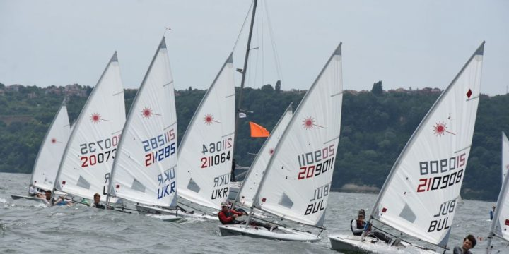 """With regatta """"Mermaid""""  we continue the State sports calendar of sailing ….."""