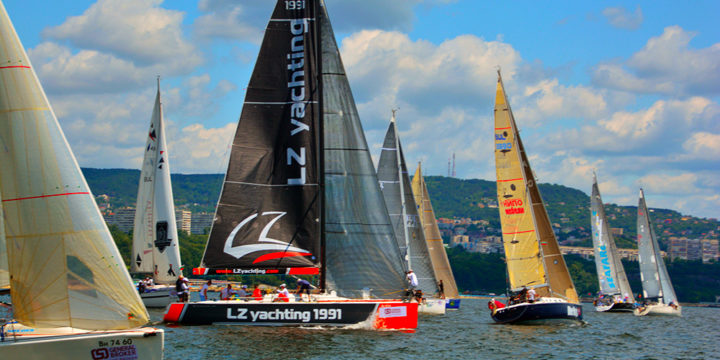 The next sailing challenge is set, International Regatta Port Varna –  General Broker Cups  ….