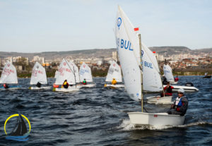 The 40th Breeze sailing regatta hosts over 100 yachts