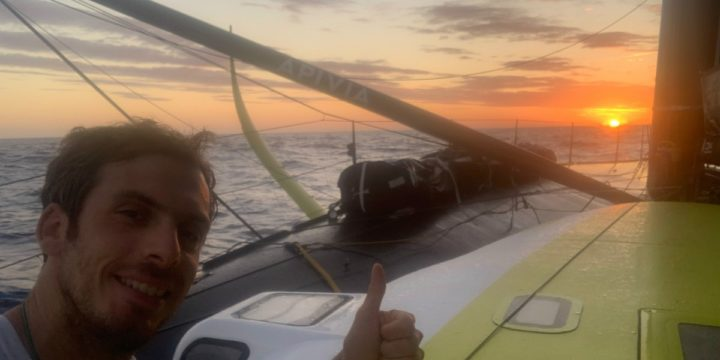 Day 15: Vendee Globe:Charlie Dalin led 1,500 nautical miles east of Itajai, Brazil ….