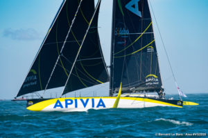 The decisive days for the rest of the Vendee Globe race are running ….