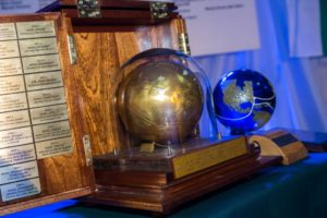 """The """"Golden Globe"""" of the Cor Caroli Foundation, with an online edition …."""