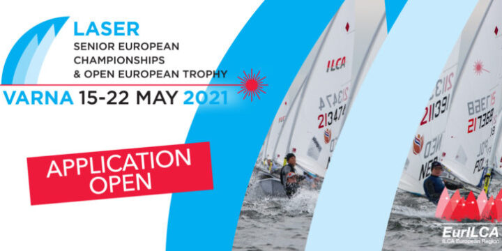 Preparations for the European Sailing Championship have started in Varna.