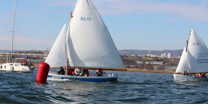 """The sailing season in Varna will start with the regatta """"Third of March""""…."""