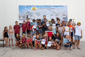 "SC ""Black Sea – Breeze"" with a renewed program for the development of children's sailing"