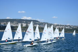 222 yachts from 48 countries with preliminary applications for the European Sailing Championship in Varna ….