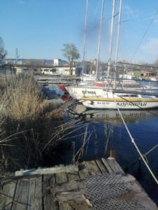 The troubles with the development of the sailing activity, continue …