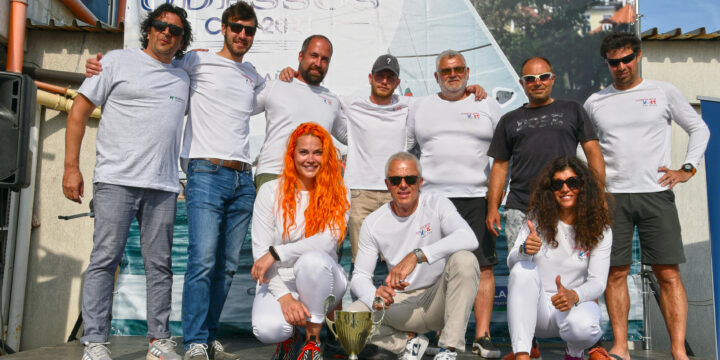 Variable weather conditions on the last race day and a victory for the Chocolate crew.