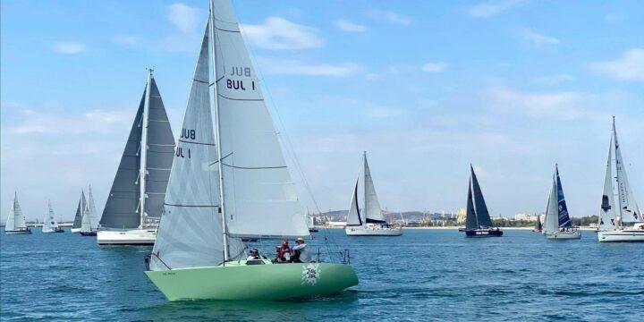 In anticipation of the regatta Odessos Cup 2021 …..