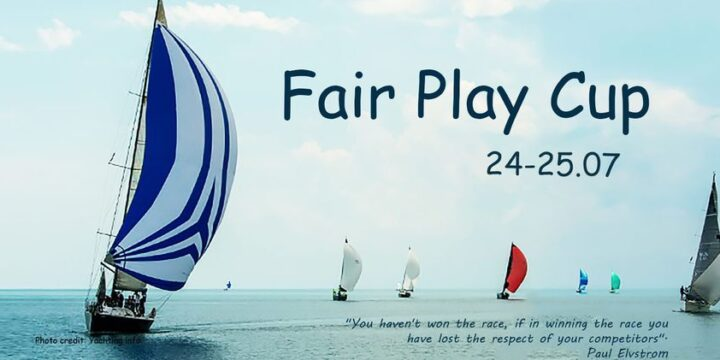 A few months until the second edition of the Fair Play Cup …..